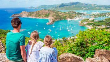 Antigua Welcomes Back Tourists with a Set of Health Measures in Place