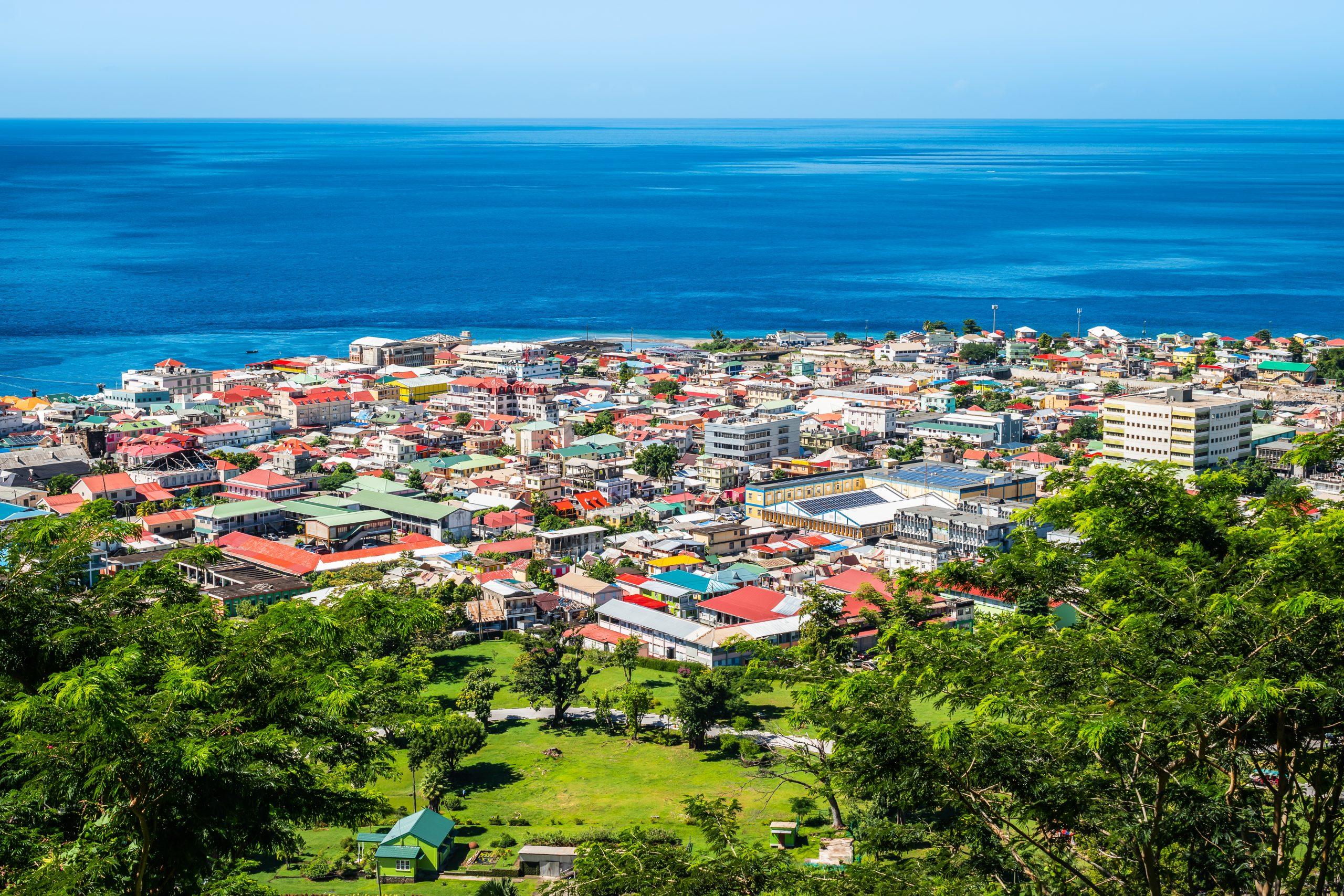 Living in Dominica