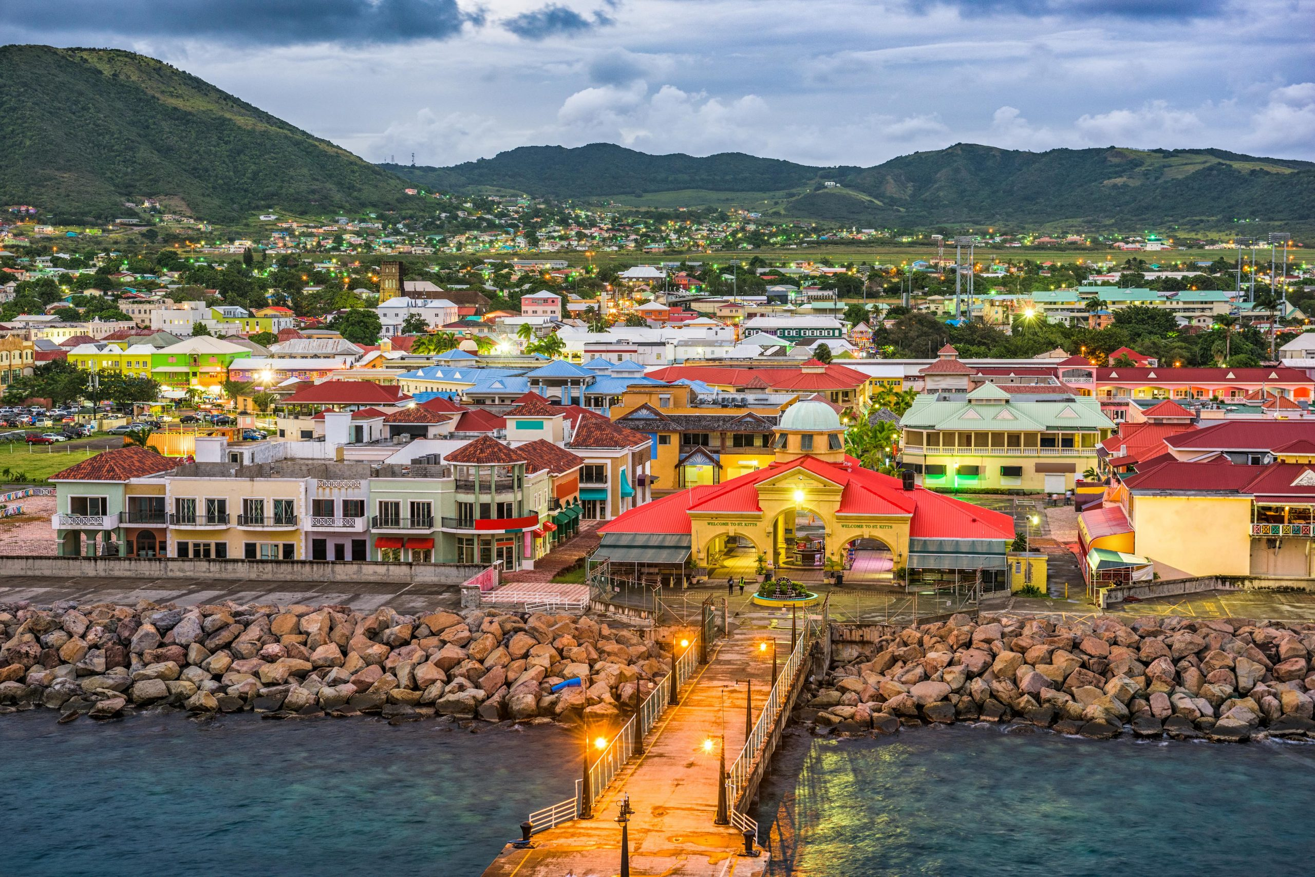 Living in St. Kitts and Nevis