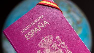 متطلبات جواز السفر الاسباني