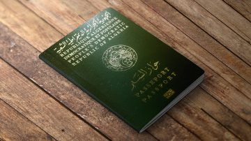 Algeria Passport Visa Free Countries 2021