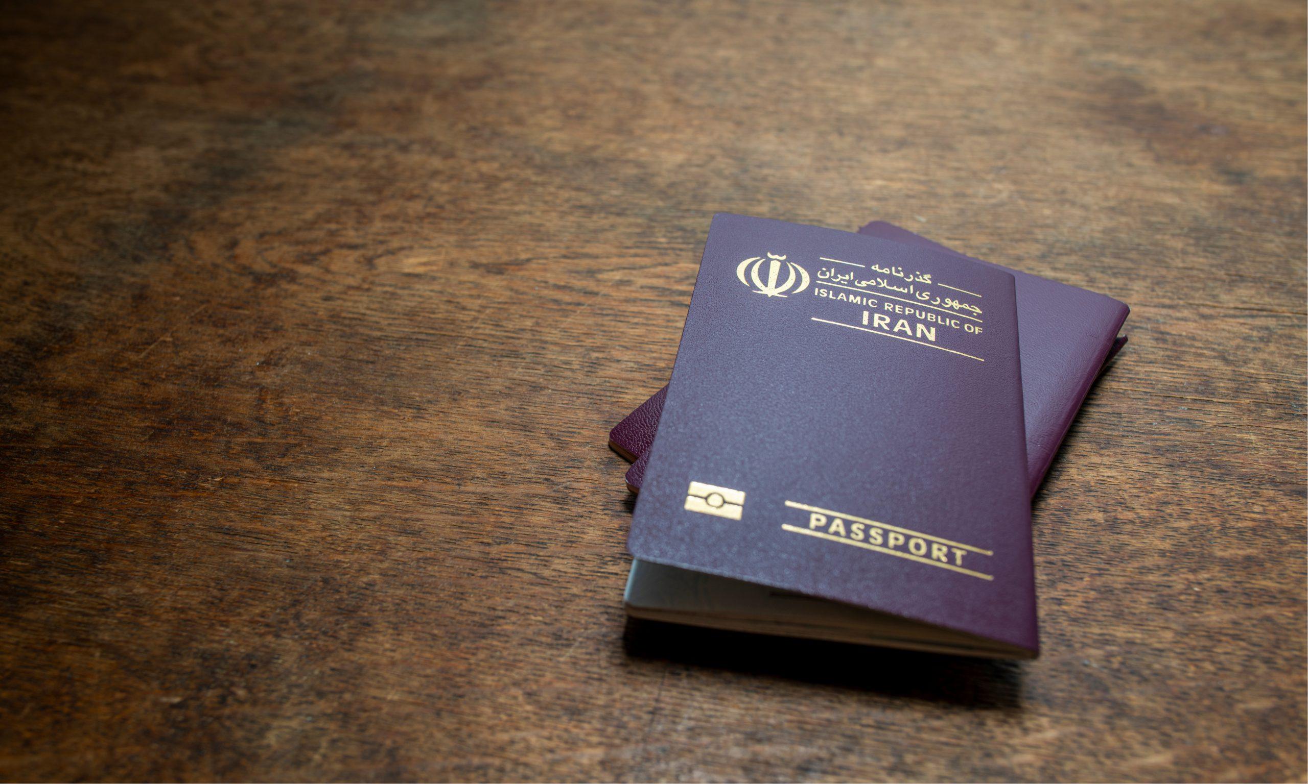 Iran Passport Visa Free Countries 2021