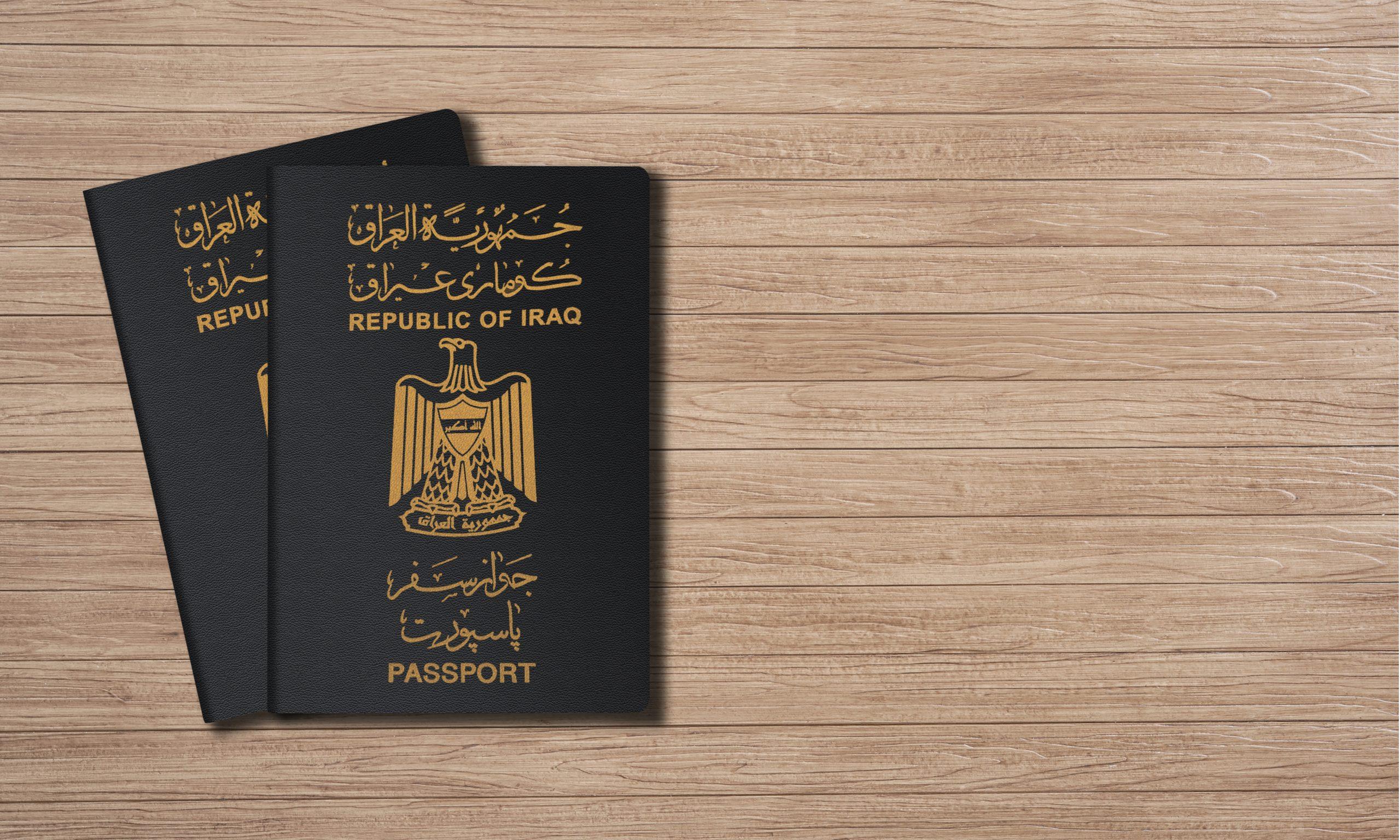 Iraq Passport Visa Free Countries 2021