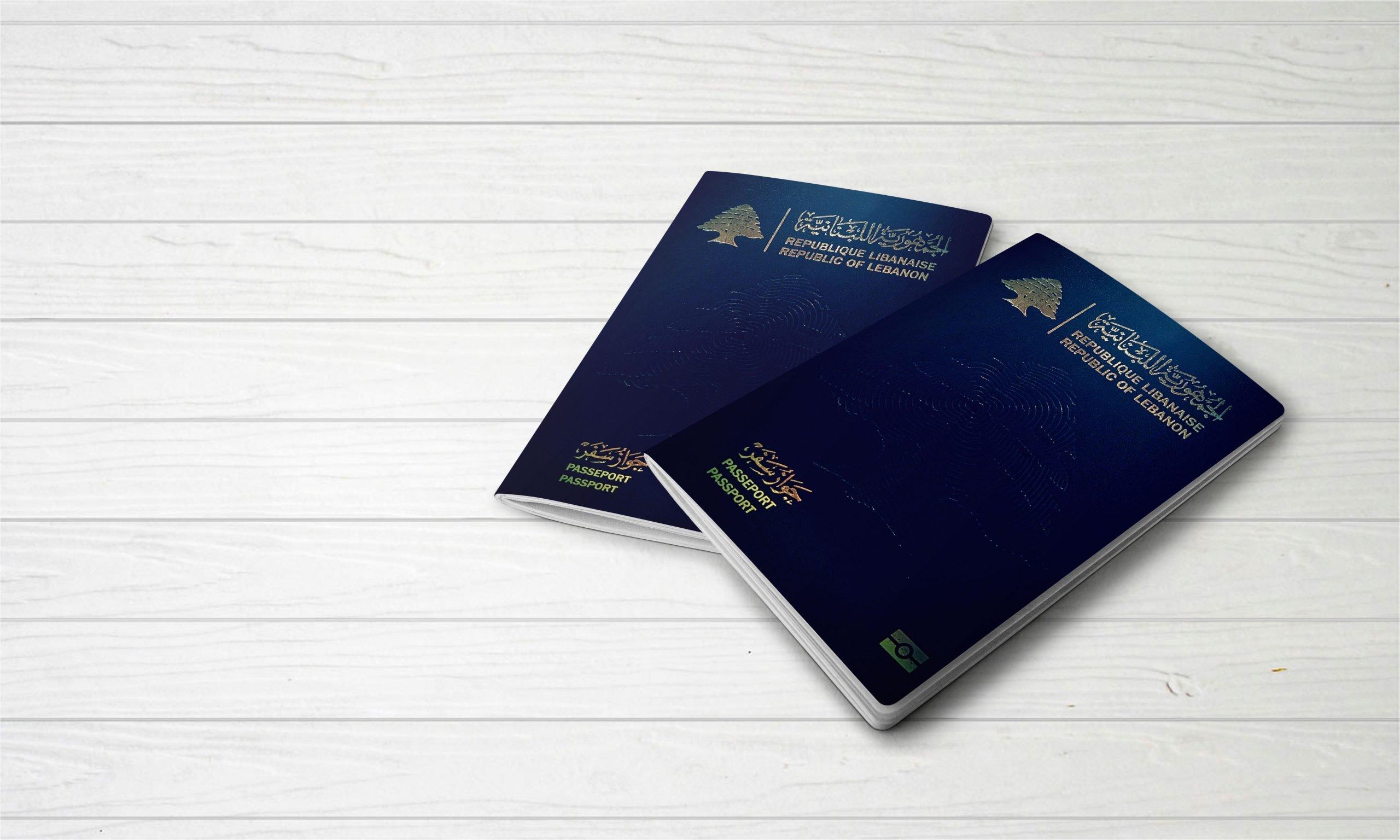 Lebanon Passport Visa Free Countries 2021