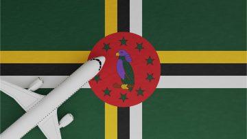 دومينيكا ترحب بإنشاء المطار الدولي الجديد