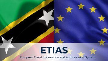 نظام إتياس (ETIAS) وتأثيره على جنسية سانت كيتس ونيفيس