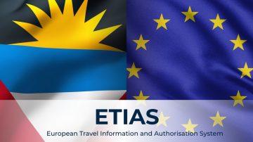 نظام إتياس (ETIAS) وتأثيره على جنسية أنتيغوا وبربودا