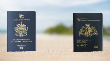 برنامجا دومينيكا وسانت كيتس ونيفيس يحتلان المركز الأول كأفضل برامج للحصول على الجنسية عن طريق الاستثمار