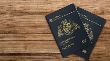 قوة جواز سفر دومينيكا