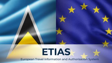 نظام إتياس (ETIAS) وتأثيره على جنسية سانت لوسيا