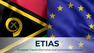 نظام إتياس (ETIAS) وتأثيره على جنسية فانواتو
